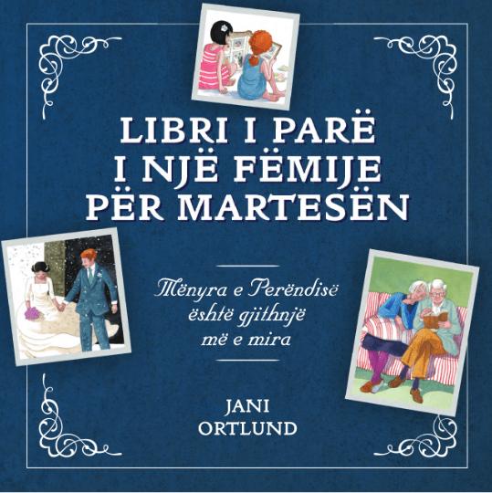 Libri i parë i një fëmije për martesën