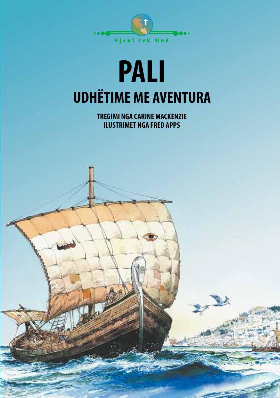 Pali, udhetime me aventura - libri