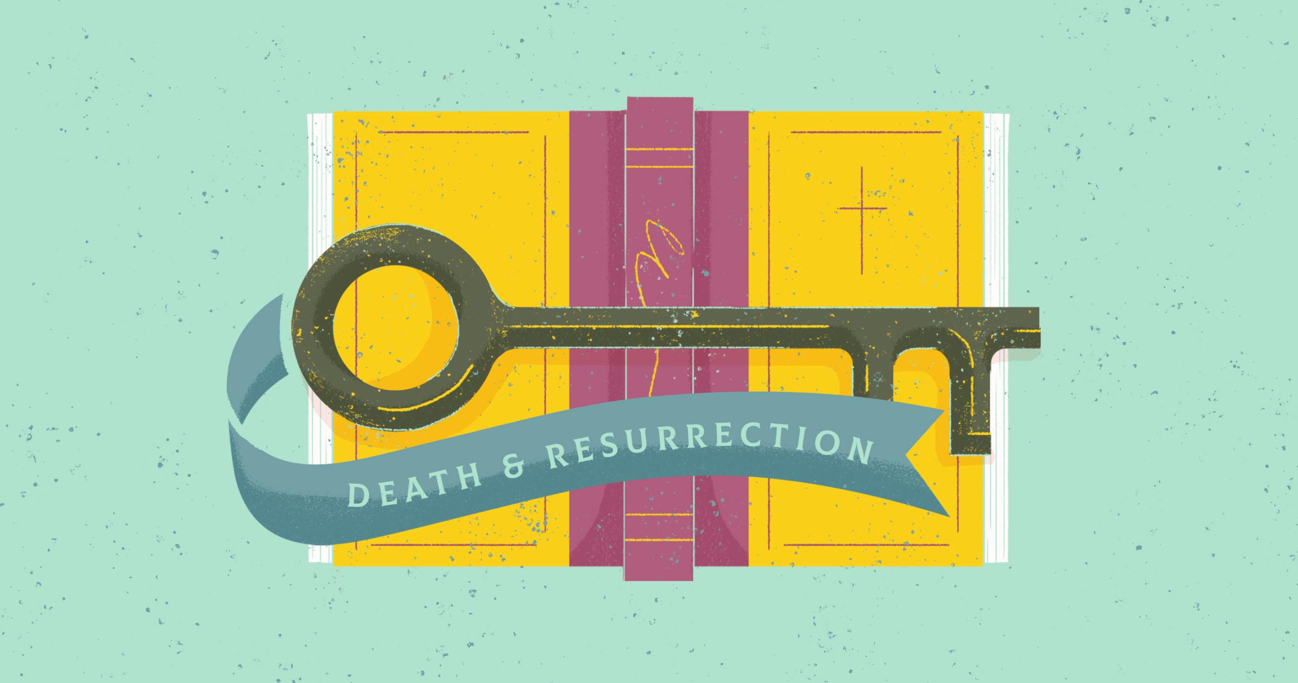 Vargje kyce biblike per vdekjen dhe ringjalljen (vdekja & ringjallja)